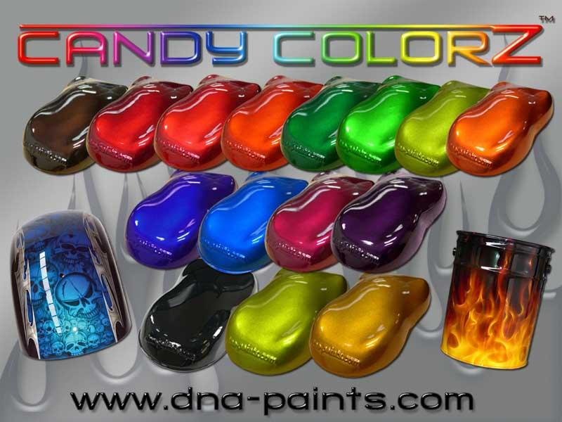 Candy Premix