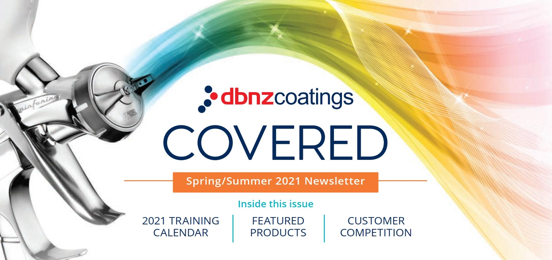 COVERED – Spring/Summer 2021 Newsletter